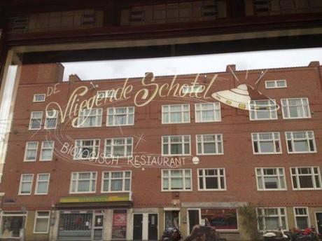 Vliegende Schotel 1