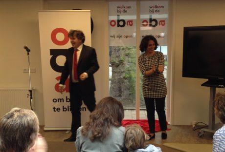 opening OBA bosenlommerweg