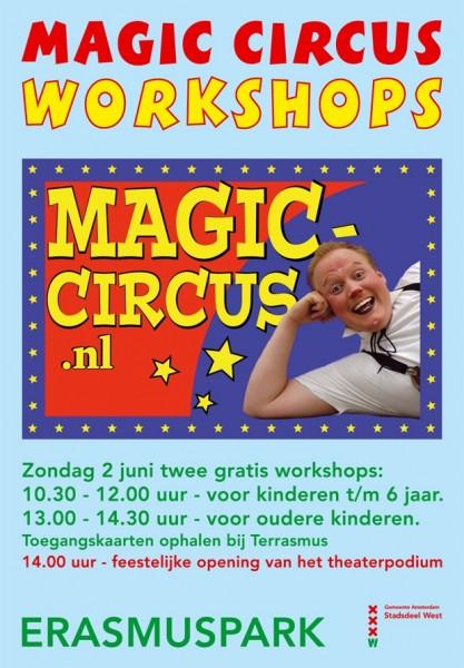 Oproep workshop Magic Circus 2013 (1)